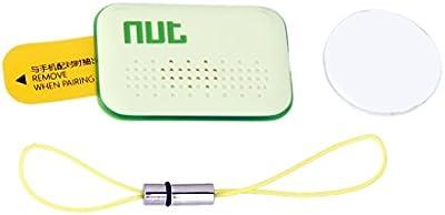 Rastreador GPS Bluetooth Mini Localizador Buscador Inteligente Antipérdida Antirobo