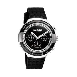 Dolce & Gabbana – Reloj de Caballero de Cuarzo, Correa de Goma