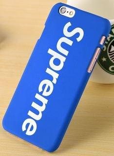Coque Iphone 5 / 5s / SE Supreme Bleu (Livraison gratuite en France)