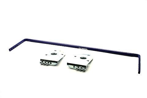 SuperPro Poly 24mm Rear Heavy Duty 2 point Adjustable Sway Bar RC0022RZ-18