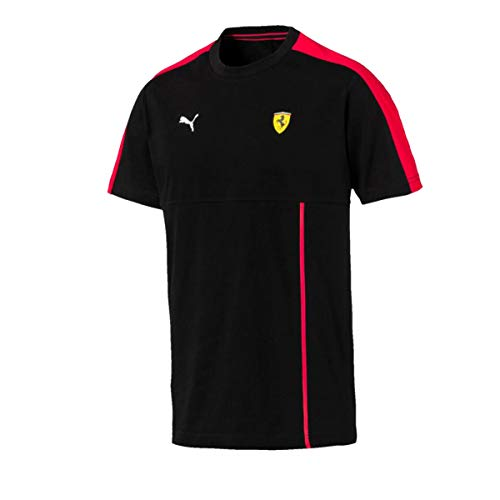 Puma SF T7 Tee, T-Shirt Uomo, Black, M