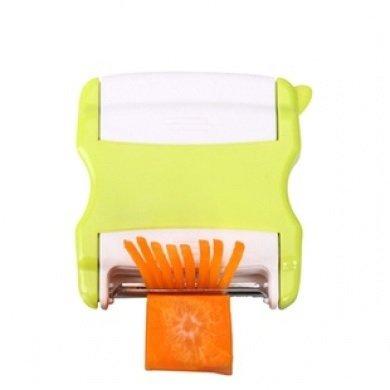 Okayji Plastic Pocket Peeler, Multicolour