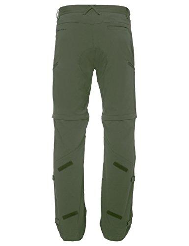 VAUDE Herren Hose Men's Yaki Zip Off Pants Cedar Wood
