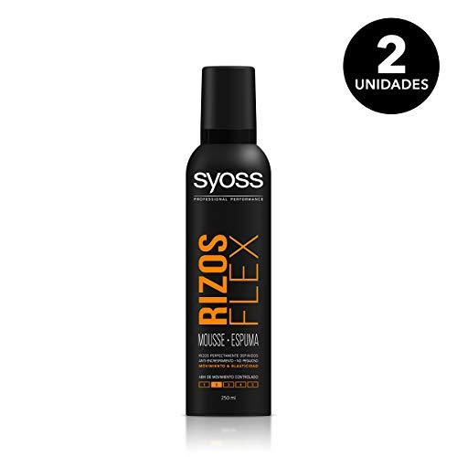 Syoss - Espuma Rizos Flex