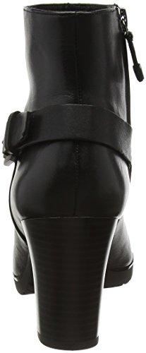 Geox D Raphal Mid A, Bottes Classiques Femme Schwarz (BLACKC9999)