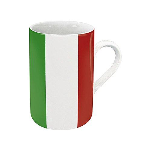 Könitz Becher Flaggen Italien