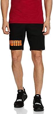 Puma Men's Bermuda Shorts Regular Cotton Ca