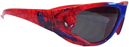 Spiderman rote und blaue Kindersonnenbrille