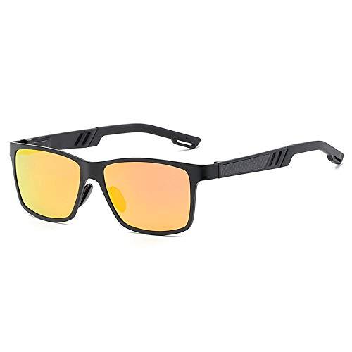 ANSKT Sports Polarized Fahrradsonnenbrille, Unisex-UV-Schutzglas-5