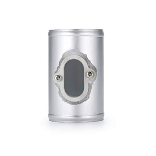 Dergtgh Auto-Motor 70mm Luftmassenmesser Intake Sensor Basis Stecker-Adapter 2.75inch Ersatz für Chevy/Opel - Teile Motor Chevy