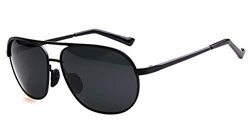 GJMB Herren Sonnenbrille Fahren polarisierte Sonnenbrille Fahrer Fahrspiegel Herren Polarisierte Fahrsonnenbrille Outdoor Sports Sonnenbrille Ultraligh Alloy Rahmen