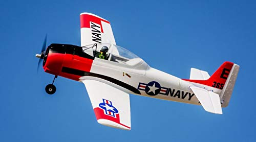 ParkZone T-28 Trojan 1.1m BNF Basic with AS3X and SS
