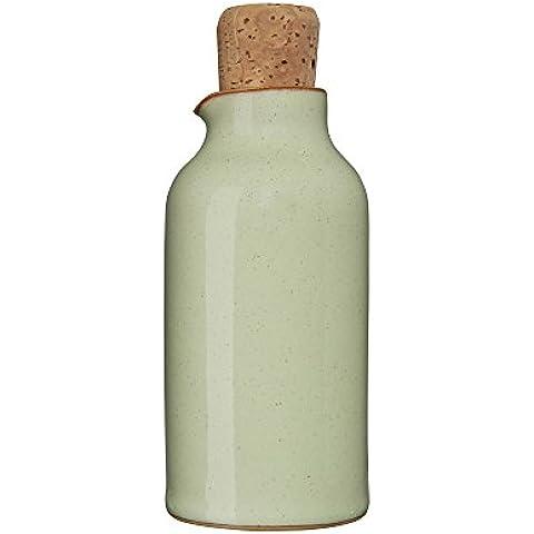 Denby Patrimonio Orchard botella de aceite, piedra, Apple verde
