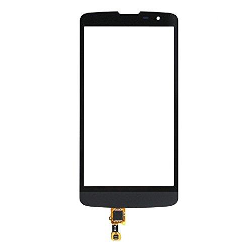 ERSATZTEILEFURLGSS Touch Panel for LG L Bello / D331 / D335 / D337 (Schwarz) (Farbe : Black)