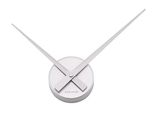 Karlsson ka4348si orologio da muro little big time mini
