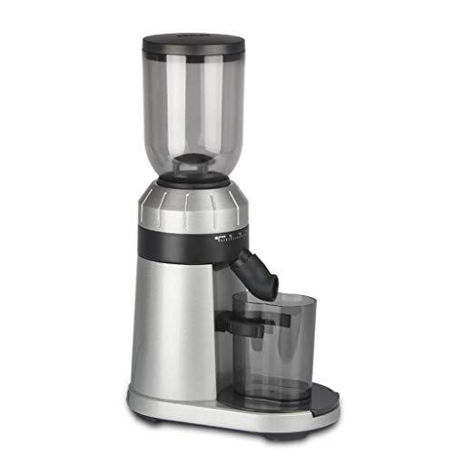 MISJIA Macinacaffè Elettrico Macinacaffè - Macinacaffè Chicco di caffè 50G - Spezie - Noci E Granaglie - Lame in Acciaio Inossidabile - 150 W