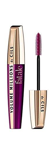 L'Oréal Paris - Mascara Volume - Millions de Cils Fatale - Couleur : Noir - 9,4 ml