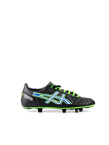 Asics , Football homme Multicolore - Nero/Verde