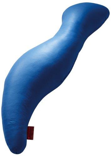 *Centa Star 2751.01 Hippo Seitenschläferkissen 130 cm lang, blau*