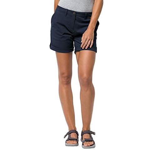 31XfvOn0DKL. SS500  - Jack Wolfskin Women's Desert Shorts Women's Shorts