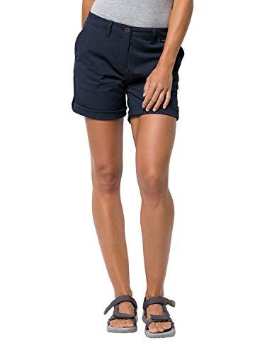 Jack Wolfskin Damen Desert Shorts, midnight blue, 38 (M)
