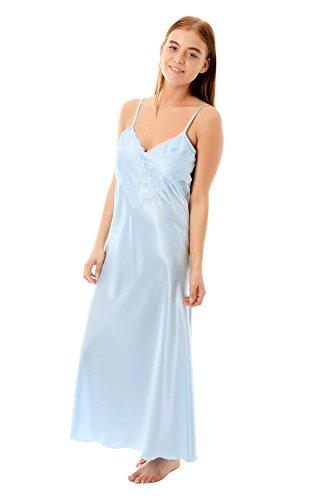Camicia da notte da donna Baby Blue