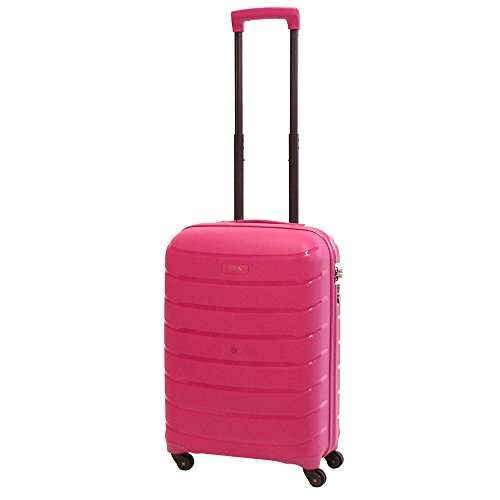 TITAN LIMIT 4w Trolley S, 823406-17 Koffer, 55 cm, 39 L, Pink