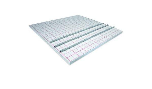 Tacker Plate 20 mm WLG 045 20-2 Underfloor Heating Staple 5 to 100 m²