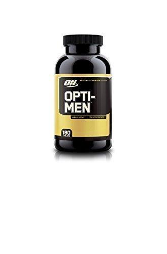 1 Pack of Optimum Nutrition Opti-Men 180 Capsule