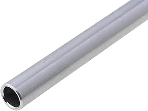 1x GN480.1-D16-200-NI Connecting tubes V oval D16mm L200mm stainless