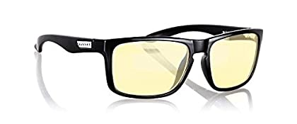 Gunnar Intercept Onyx - Gafas antifatiga, color...