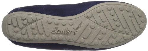 Semler  Nele, Ballerines pour femme Bleu - Blau (aqua 072)