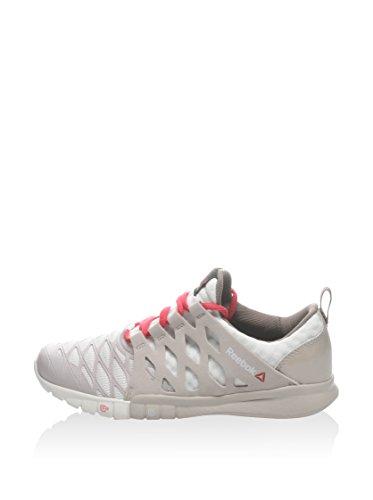 Reebok Unisex-Erwachsene Zrx Tr Sneaker Blanco / Gris