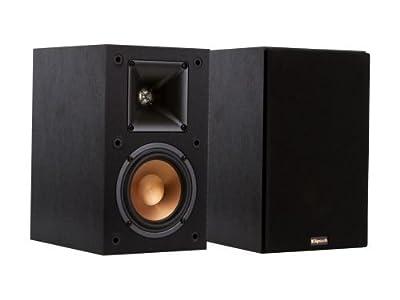 "Klipsch R-14M 50W Black loudspeaker - loudspeakers (Universal, 5-way, Floor, Tabletop/bookshelf, 2.54 cm (1""), 10.2 cm (4""), 2.54 cm) al miglior prezzo - Polaris Audio Hi Fi"