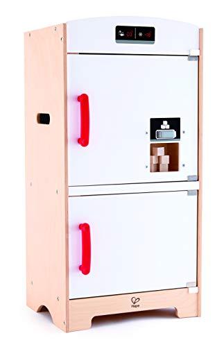Hape International- Nevera Congelador Cocinitas, Multicolor