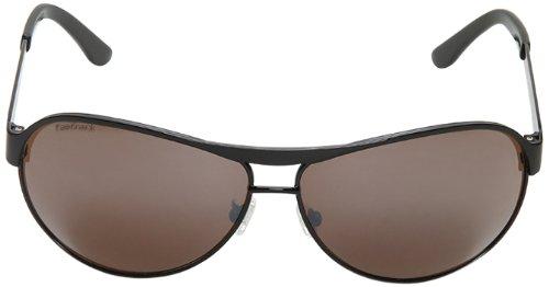 Fastrack Aviator Sunglasses (Grey) (M035BR6) image