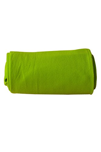 Pantys - SODIAL(R)Medias de nina bebe Pantys de mezcla de algodon de estiramiento Verde fluorescente S