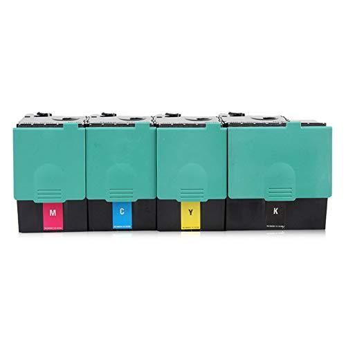 LT4683 - Cartuccia toner compatibile con C8300, C8300N, C8300DN, C8700DN, stampante laser a colori, forniture per ufficio, Natale, Cyber Monday Boxing Day size Quattro colori