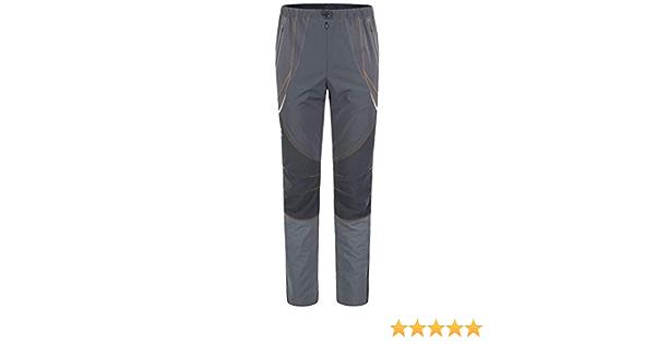 MONTURA Pantalone Uomo Leggero con Rinforzi Free K Antracite