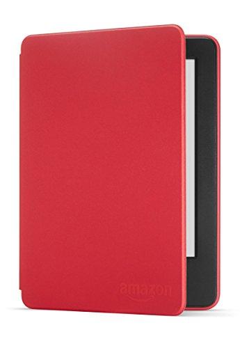 Amazon - Funda protectora para Kindle (7ª generación - modelo de 2014), Rojo cayena