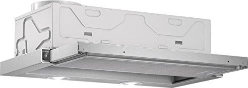 Bosch DFL064W50 Serie 2 Flachschirmhaube / 59,8 cm / Wippenschalter / silbermetallic