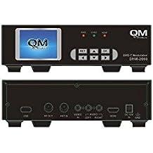 AURIGA - Digital Terrestre Modulador FULL HD con HDMI AV de entrada + - Auriga DHM2060