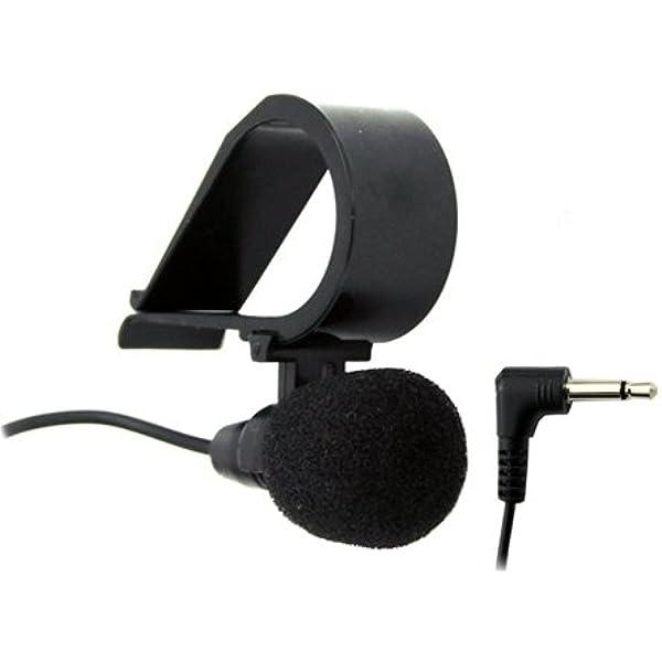 Mikrofon Mit 2 5 Mm Stecker Pioneer Elektronik