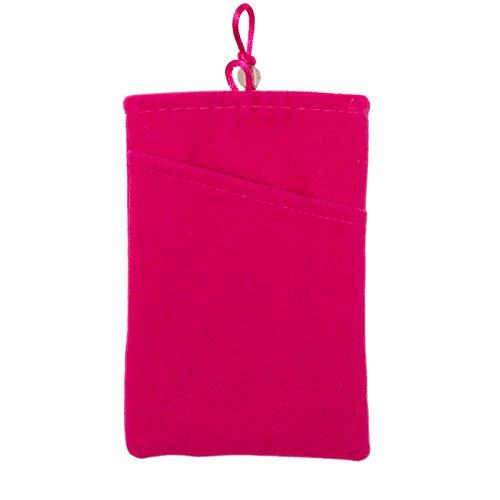 Universal Handysocke mittel pink