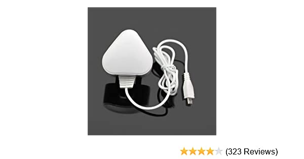 Micro USB LED Intelligent Car Charger for Amazon Kindle Fire 7 Touch Keyboard