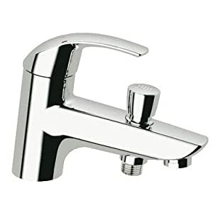 robinet mitigeur grohe pour bain douche monotrou eurosmart bricolage. Black Bedroom Furniture Sets. Home Design Ideas