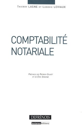 Comptabilité notariale