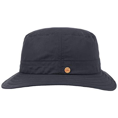 Mayser Sombrero de sol Protección UV pescador (64 cm - azul oscuro) 1d757d6cf21