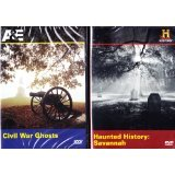 : Haunted History of Savannah Georgia , Civil War Ghosts : Ghosts of the South 2 Pack DVD SET ()