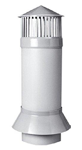 Toit Système Ventilation Aération DN 160500mm 93071500400103Bride